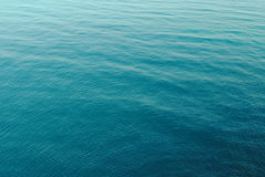 Blue water texture Stock Photos