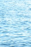 Blue Water Waves Texture Stock Photo