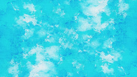 Blue watercolor  paint  abstract art  background. Blue watercolor  paint  abstract art  wallpaper background Royalty Free Stock Photography