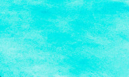 Blue watercolor stokes. Background Royalty Free Stock Image