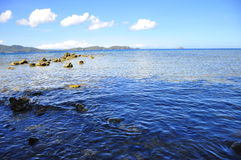 Blue waters Stock Photography