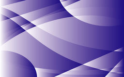 Blue wave 2 Stock Photography