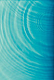 Blue wave abstract Royalty Free Stock Image