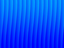 Blue Wave Background Stock Photography