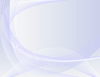 Blue Wave Background Royalty Free Stock Image