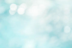 The blue wave background on bokeh style. Green wave background on bokeh style Royalty Free Stock Images