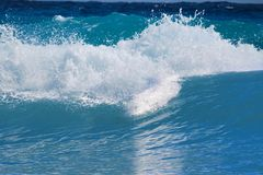 Blue Wave stock images