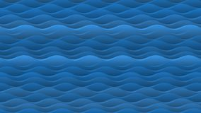 Blue wave layers
