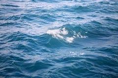 Blue wave photo Stock Photography