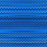Blue waves background Stock Images