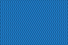 Blue  Wavy background Royalty Free Stock Image