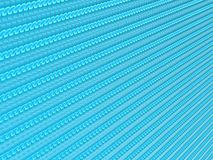 Blue Wavy scales pattern useful as background Royalty Free Stock Images