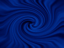 Blue whirl background Royalty Free Stock Photo