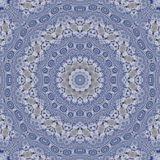 Blue and white abstract. Blue and white absract pattern background stock illustration