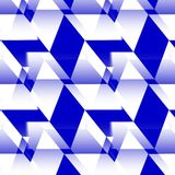 Blue and White Background Stock Photo