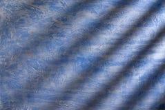 Blue white background Stock Image