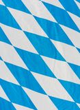 Blue and white background of the bavarian flag royalty free stock photo