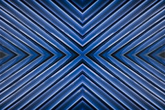 Blue, White & Black Abstract Background Stock Photography