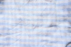 Blue and white color fabric abstract background. A blue and white color fabric abstract background Royalty Free Stock Photo