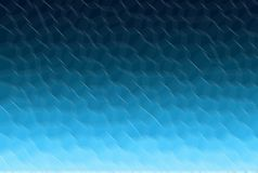 Blue gradient background. Blur polygonal sells texture pattern. Blue and white gradient abstract background. Blur polygonal grid texture modern pattern stock illustration