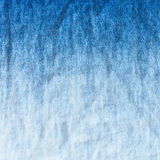 Blue and white gradient on denim jean Stock Photo