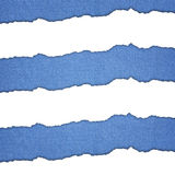 Blue and white horizontal stripes Stock Images