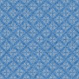 Blue & White Lacy Background Wallpaper Royalty Free Stock Images