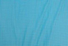 Blue and White Lumberjack Plaid Seamless Pattern Stock Photos
