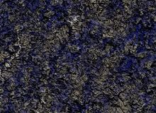 Blue and white Marble Abstract Background. A blue marble textured background with grey and black veins. Can be used for wallpaper or web applications Royalty Free Stock Image