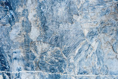 Blue and white Marble Stock Photos