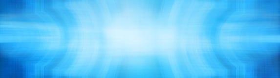 Blue and white multi layered. Background stock illustration