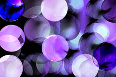 Blue  white pink black Abstract bright background Royalty Free Stock Photos