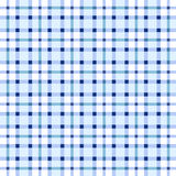 Blue and white seamless pattern Stock Photos