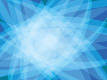Blue abstract background. Blue white shapes abstract background Royalty Free Stock Photo