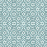 Blue and White Star of David Repeat Pattern Background. That is seamless and repeats Royalty Free Stock Photo