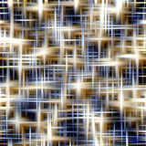 Blue and white stars background and texture stock photo
