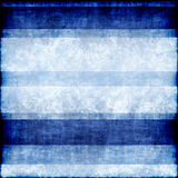 Blue and white striped grunge background Royalty Free Stock Images