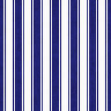Blue and White Striped Tile Pattern Repeat Background Royalty Free Stock Image