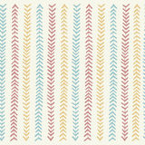 Blue and white stripes pattern seamless. stock image