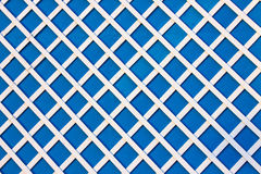 Blue and White Texture Square background Stock Images