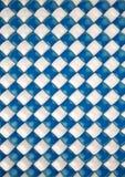 Blue white weave Stock Photos