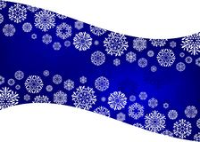 Blue and white winter background with snowflakes. vector image. Blue and white winter background with snowflakes. vector winter illustration vector illustration