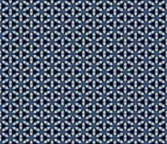 Blue and White Wintry Abstract Seamless Pattern Illustration. This blue and white wintry abstract seamless pattern illustration can be pieced together to make Stock Photos