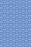 Blue wicker background Royalty Free Stock Images