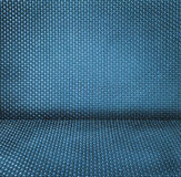 Blue wicker textured background. Abstract blue wicker textured background royalty free stock photos