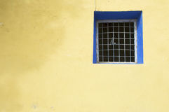 Blue window Royalty Free Stock Photography