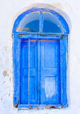 Blue window Stock Images