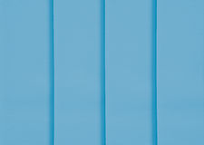 Blue  window blind for background Royalty Free Stock Image