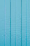 Blue window blind for background Royalty Free Stock Photo