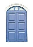 Blue window isolated on white Royalty Free Stock Image